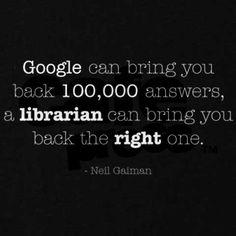 Neil Gaiman Library Quote Womens Plus Size V-Neck
