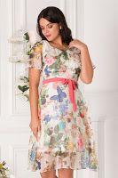 rochie-de-vara-2019-14 Floral, Casual, Dresses, Fashion, Vestidos, Moda, La Mode, Florals, Fasion