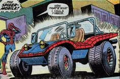 The Spider Mobile