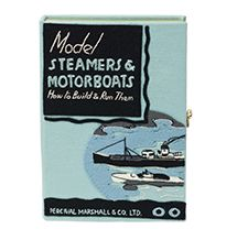 steamers and motorboat