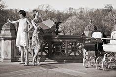 visual optimism; fashion editorials, shows, campaigns & more!: duérmete, niño, duérmete ya: ashtyn franklin and anzhela turenko by yossi michaeli for elle mexico may 2013
