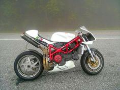 2000 Ducati 748 Cafe Racer