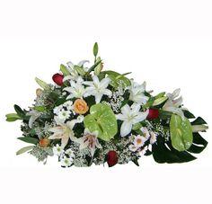 Flores para el tanatorio en Zamora