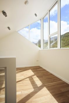 Nice idea for dormer if you have mountain or park views