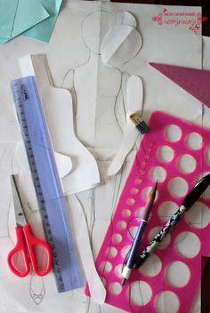Mis juguetes favoritos. Muñeca textil Derecho de Autor Procesos Anna Balyabinoy
