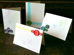 New baby shower cards