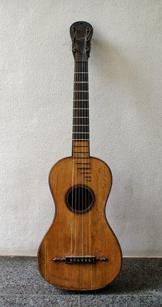 Image result for 1820 guitar
