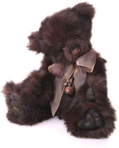 New Shelby By Charlie Bears Cb191924-2019 Plush Products Hot Sale Plush Jointed Teddy Bear
