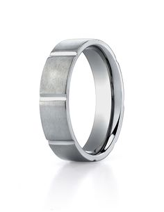 Delicious Titanium Cross Religious Design 6mm Beveled Edge Wedding Ring Band Size 11.00 Bridal & Wedding Party Jewelry Jewelry & Watches