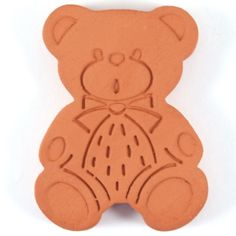Probably one of the best kitchen items I own and so inexpensive...soak this little guy (terracotta bear) in water for a few minutes, then press down into your brown sugar in whichever container/bag you keep it in.  Keeps it soft FOREVER!