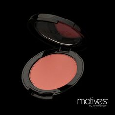 If you are over 40 you will look best with creme blush.  Maui Sunset...don't you want to go there? www.timelessbeauty4u.biz to see full line.  Motives for LaLa, our newest addition created by LaLa Anthony for Beauty in every shade for all skin tones.
