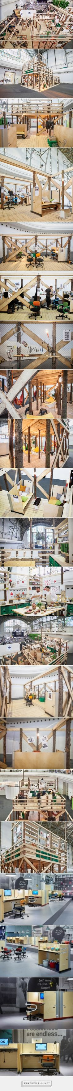 vitra hub at designblok reinterprets furniture by konstantin grcic - created via http://pinthemall.net