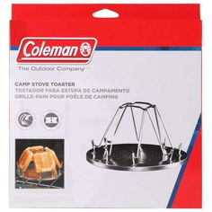 Coleman 4 Slice Camping Outdoor Folding Toaster Chrome Plated New in Box Coleman Camping Stove, Propane Stove, Cooking Utensils Set, Utensil Set, Wood Cutting Boards, Dinnerware Sets, Chrome Plating, Toaster, Box