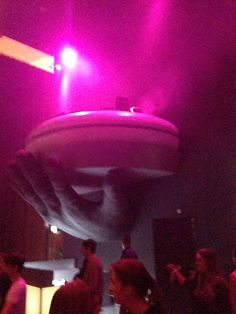Amazing DJ Booth