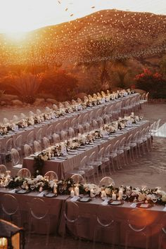 Golden California Wedding at Hummingbird Nest Ranch Wedding Reception Lighting, Wedding Reception Decorations, Wedding Centerpieces, Quinceanera Centerpieces, Wedding Receptions, Table Centerpieces, Wedding Blog, Our Wedding, Dream Wedding