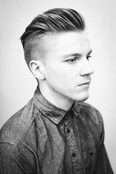 awesome 30 Beautiful Taper Fade Haircut Styles For Men - Find Your Lifestyle Check more at http://machohairstyles.com/beautiful-taper-fade-haircut-styles-men/