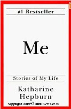 Katherine Hepburn autobiography. Wonderful book, fantastic woman and role model. I was named after her ;-)