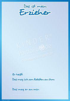Die 210 Besten Bilder Von Kita Portfolio Kindergarten Portfolio