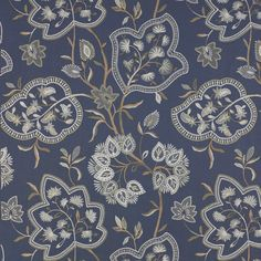 Colefax & Fowler's Paradise Tree #colefaxandfowler #treeoflife #floral #textile #fabric