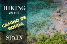 We take a taste test of Spain& Camino de Ronda - Coasta Brava Coastal Trail - trail from Lloret de Mar to Tossa de Mar during a day hike. Spain And Portugal, Portugal Travel, Spain Travel, Portugal Trip, Thru Hiking, Hiking Tips, Ronda Spain, Costa, Hiking Essentials