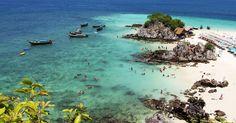 Snorkeling at Khai Island | Koh Yao Yai Village | Island Hopping Thailand