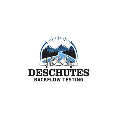 Design a logo to help Deschutes Backflow Testing provide clean drinking water to…