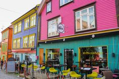 Read on to find out what there's to see and do when visiting Stavanger, Norway, for just a day! Stavanger Norway, White Building, Best Budget, Color Street, Back In The Day, Old Town, The Locals, Wander, Cruise
