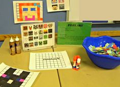 Minecraft crafts for library programs