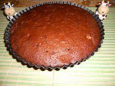 Csodás kakaós szelet, citromhéjjal! Mámorító sütemény, tortaalapnak is jó!