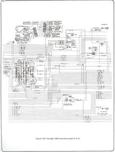 chevy c10 instrument cluster wiring diagram electric: wiring diagram - instrument panel | '60s chevy ... #13