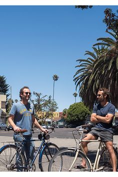 Linus founders, Adam and Chad, were recently featured in GQ's 15 Things LA's Most Stylish Men (And Woman) Can't Live Without. Check out what they chose!  Photos by Liam Goslett