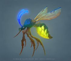 Umoir Mosquito by any-s-kill on deviantART