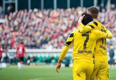 Shinji and Reus