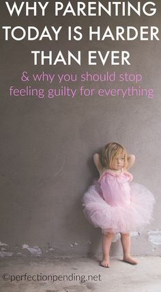 Parenting today is harder than ever. We may have more knowledge on our side, and more electronics to entertain our kids, but we also have the judgment of others constantly looming over us. Here's how to stop feeling the mom guilt about all of it.