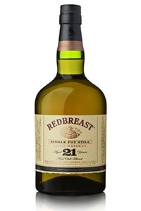 "Robb Report Names Redbreast 21 ""Best Of The Best"""