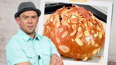 NOVÝ RECEPT: Velikonoce jsou končně tady a pro tuto příležitost inspektor TV Nova Láďa Hruška připravil speciální mazanec z tvarohového těsta. Sweet Bread, Muffin, Breakfast, Nova, Morning Coffee, Muffins, Cupcakes