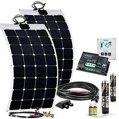 Haushaltsgeräte Komplette 220v Solaranlage TÜv 2x 100ah Akkus 200w Solarmodul 1000w Steckdose Spare No Cost At Any Cost