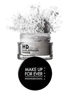 Make Up For Ever HD Microfinish Powder from #InStyle Best Beauty Buys #instylebbb #sweepsentry