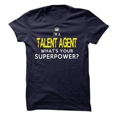 I am a TALENT AGENT T Shirts, Hoodies. Check price ==► https://www.sunfrog.com/LifeStyle/I-am-a-TALENT-AGENT-19591301-Guys.html?41382