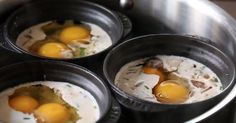 One of the chef's favorite egg preparations is so simple you barely need a recipe.