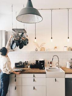Die 17 besten Bilder von lampe küche in 2019 | Bath room, Ceiling ...