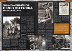Henry Ford Story T type