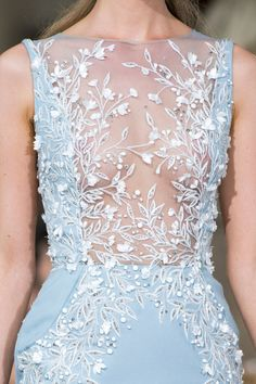 couture-constellation:  georges hobeika | couture fall 16  From Tumblr