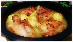 Esta sabrosa y deliciosa receta gustará a toda la familia además de ser muy saludable y fácil de preparar. El pollo se hace ...