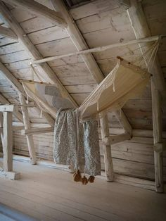 Emma Lindquist's Beautiful home - Kate Young Design Light Colored Wood, Old School House, Nordic Home, Secret Rooms, Attic Rooms, House Goals, Creative Home, Simple House, Rustic Furniture