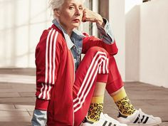 Over-50 Women With Ridiculously Good Style via @WhoWhatWearUK