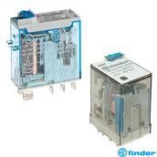 Finder Range of Finder products available from Park Electrical www.parkelect.co.uk 02890 770799