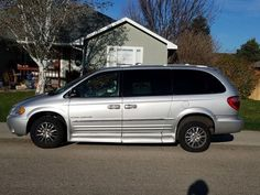 Leather seats chrysler town and country 2002 pinterest 2002 chrysler town and country meridian id oncedriven fandeluxe Images