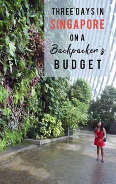 3ba81ccf7f2 Three Days in Singapore on a Backpacker's Budget | Singapore doesn't  usually top Southeast