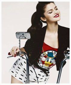 Selena Gomez Shines in her Summer 2015 Adidas NEO Collection